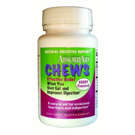 Image of Absorbaid Digestive Support Chews, 90 Ct