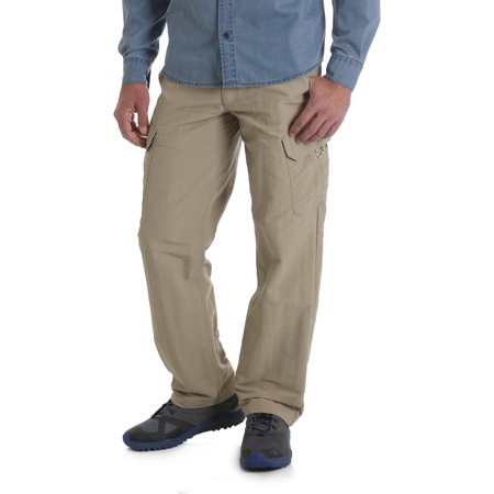 Wrangler Big Men's Outdoor Nylon Cargo Pant