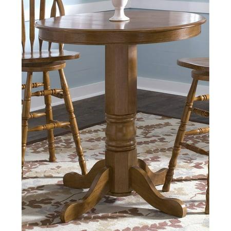 Liberty Furniture Industries Nostalgia Round Pub Table