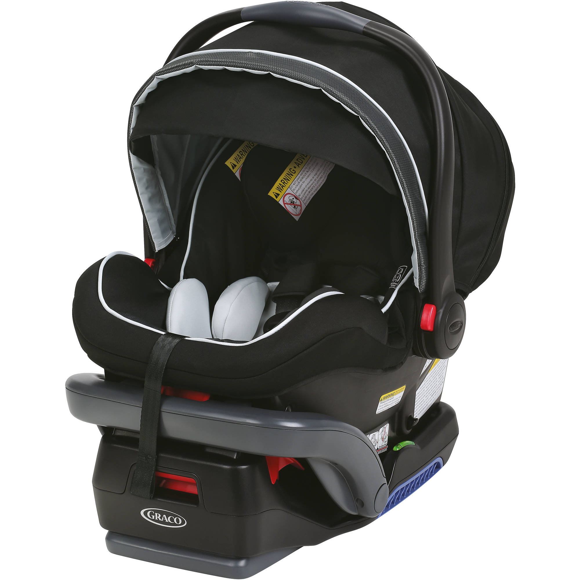 Graco SnugRide SnugLock 35 Elite Infant Car Seat, Spencer