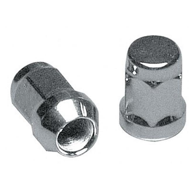 C17044 Lug Nuts One Piece Bulge Acorn 0.75 in. Hex 0.5 in. Right Hand - Pack of 4 - image 1 de 1