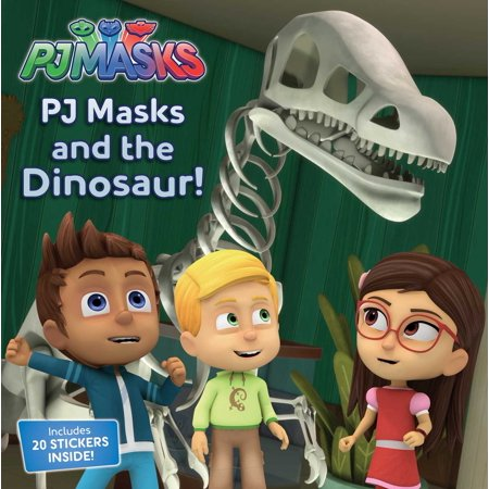 PJ Masks and the Dinosaur! - The Dinosaur Place Coupons