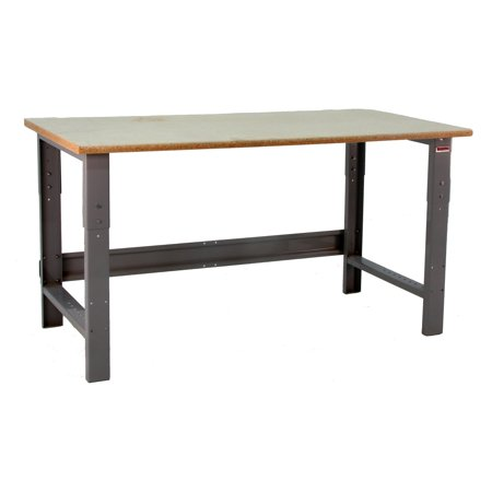 Bench Pro Roosevelt 1600 lb Workbench with Disposable HD Particle Boar