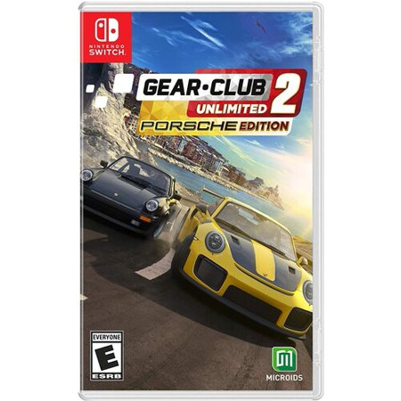Gear Club: Unlimited 2 Porsche Edition for Nintendo