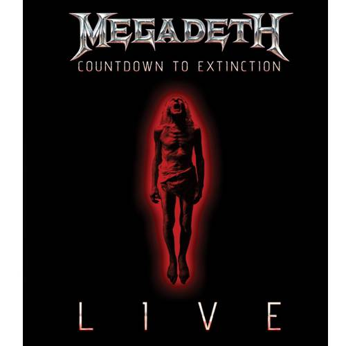 Countdown To Extinction: Live (Music DVD)