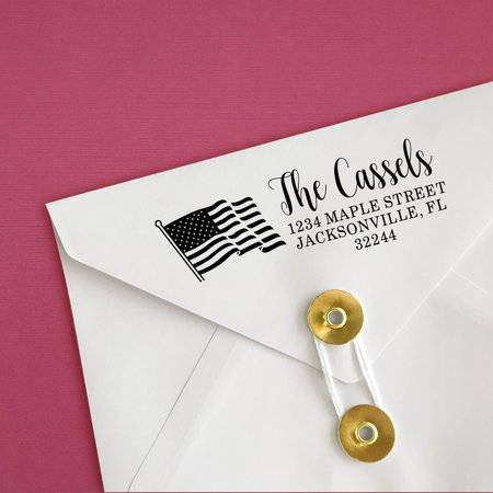 - Personalized Self-Inking Stamp