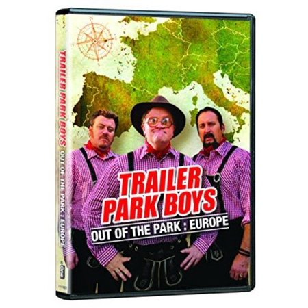 Trailer Park Boys: Out of the Park: Europe (DVD) - Europa Park Halloween Trailer