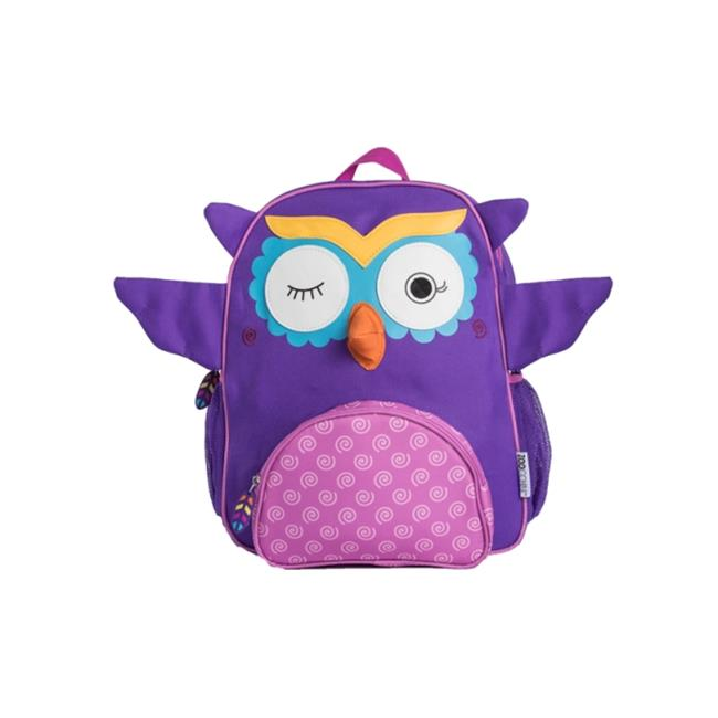 Zoocchini 28003 Olive the Owl Kids Backpack, Purple