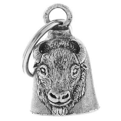 Buffalo Guardian® Bell Motorcycle Harley Accessory Gremlin Spirit Charm