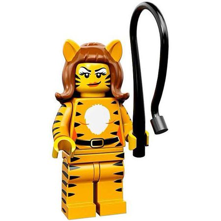 LEGO Series 14 Tiger Girl