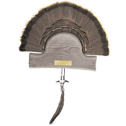 Hunters Specialties Old Barn Turkey Plaque with Hardware