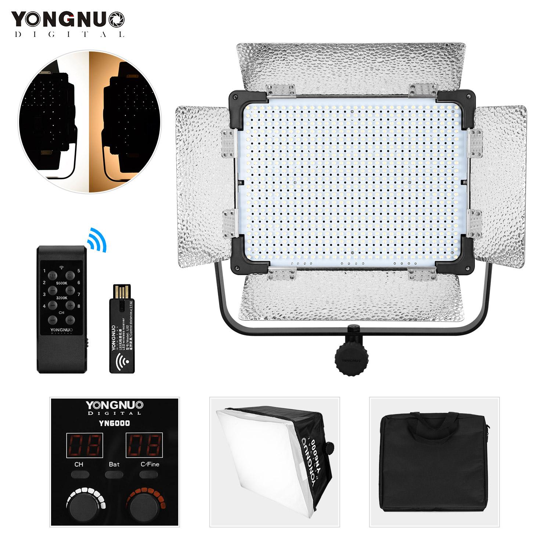 Senyar LED Photography Light Lamp,LED Photography Light Lamp Shadowless for Photostudio Background Color Temperature 6300 k