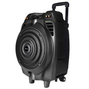 Supersonic IQ3016DJBT 10-Inch Rechargeable Bluetooth DJ Speaker