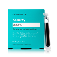 EVOLUTION_18 Beauty Boosting Collagen Shot, Berry, 10 Servings
