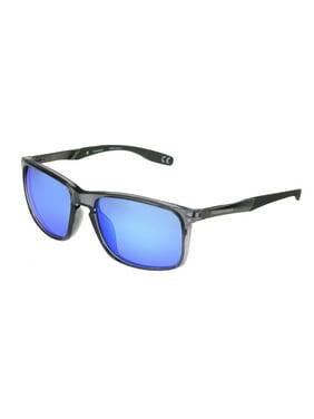 Panama Jack Men's Black Mirrored Retro Sunglasses OO12