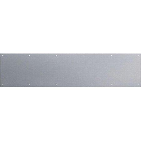8 x 34-Inch Stainless Steel Kick (Door Stainless Steel Kick Plate)