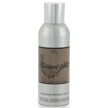 Hillhouse Naturals Fragrance Mist 3 Oz. - Pheasant (Ri 57 Mist)