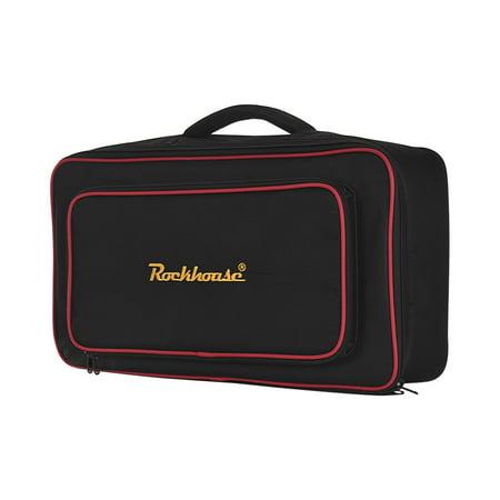 portable handheld gig bag abrasion proof thicken fabric pedalboard carry bag large size guitar. Black Bedroom Furniture Sets. Home Design Ideas
