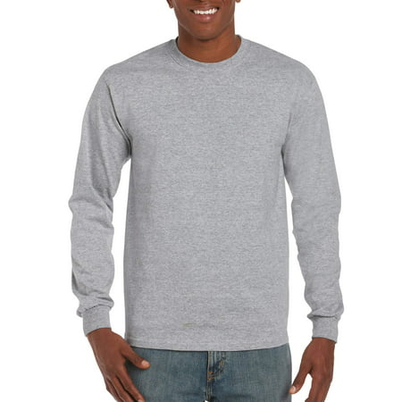 - Big Mens Classic Long Sleeve T-Shirt