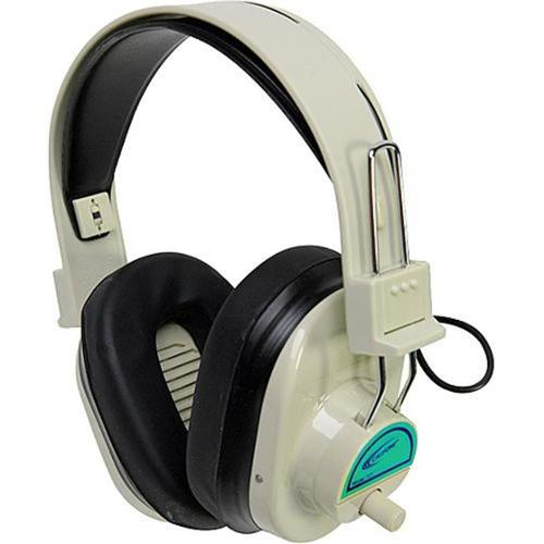 Califone International CLS729 Frequency Color-Coded Wireless Headphones - Green