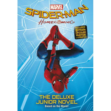 Home Coming Ideas (Spider-Man: Homecoming: The Deluxe Junior)