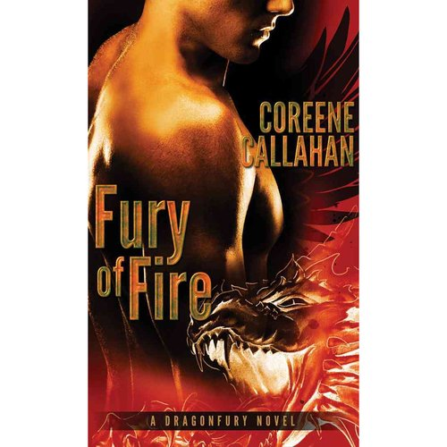 Fury of Fire: A Dragonfury Novel