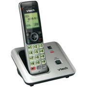 CS6619 Dect 6.0 1-Handset Cordless Telephone, DECT 6.0 Digital Technology Caller ID / Call Waiting Handset Speakerphone Backlit Keypad and Display By VTech