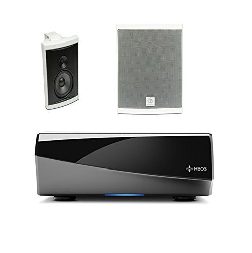 Denon HEOS Wireless Amplifier Bundle with Boston Acoustic...