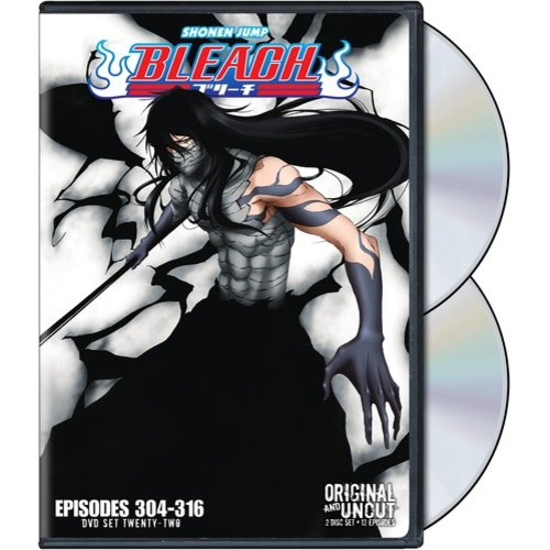 Bleach Uncut Box Set, Vol. 22 by