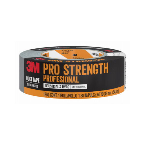 3M COMPANY 1260-A 1.88x60YD Pro Duct Tape