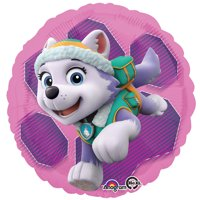 "Paw Patrol Skye and Everest 18"" Balloon (Each)"