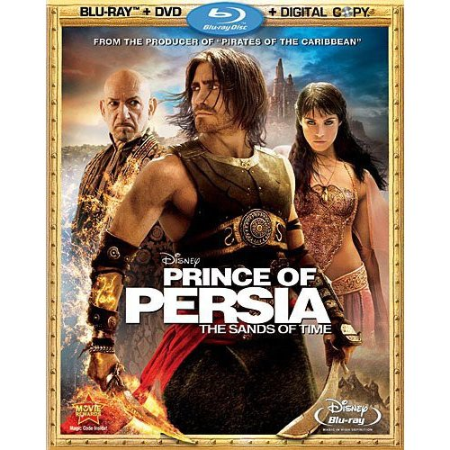Prince Of Persia: The Sands Of Time (Blu-ray + DVD) (Widescreen)
