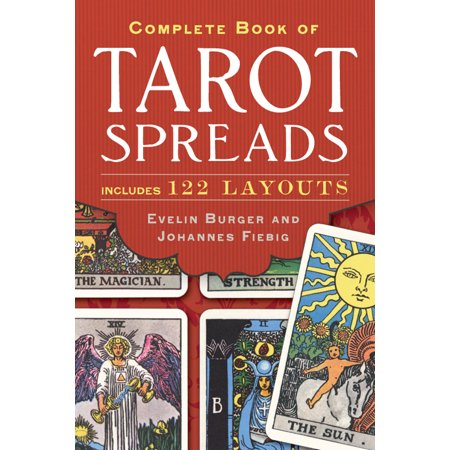 Complete Book of Tarot Spreads (Best Tarot Spreads Yes No Answer)