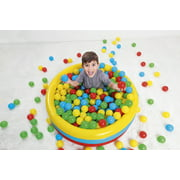 """Fisher-Price 250 Play Balls - 2.5"""" Multi-Colored"""