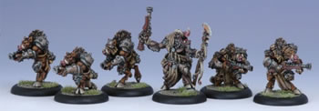 Farrow Brigands Unit Minions Hordes Miniature Game Privateer Press by Privateer Press Miniatures