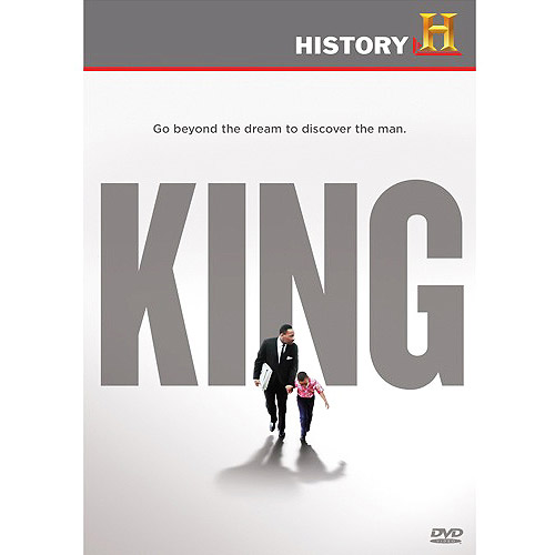 History Channel King DVD