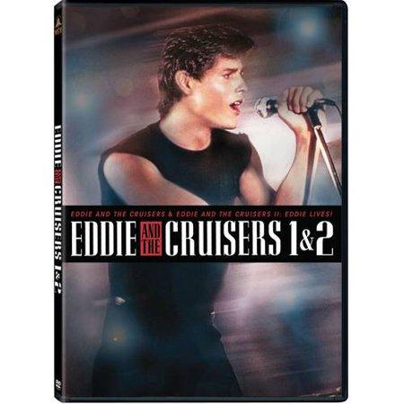 Eddie And The Cruisers   Eddie And The Cruisers Ii  Eddie Lives