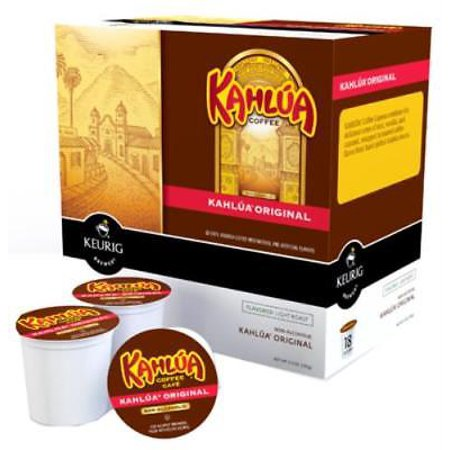 Timothy's Kahlua Single Serving K-Cup Only One - Serving Cups