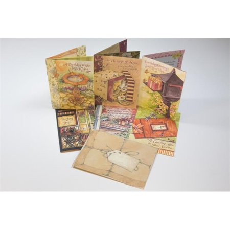 Easton Publishing 104 Three Sympathy Cards And Birthday