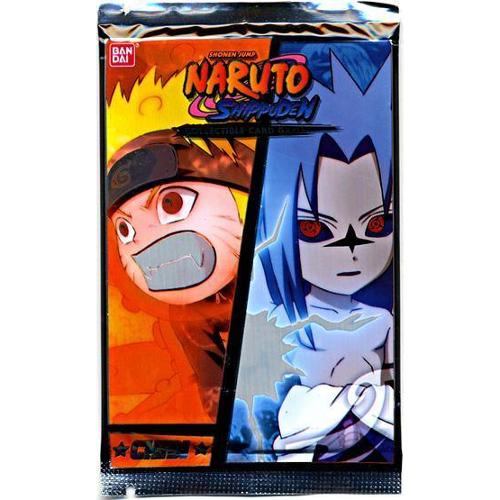 Naruto Shippuden Card Game Chibi Tournament Series 3 Booster Pack