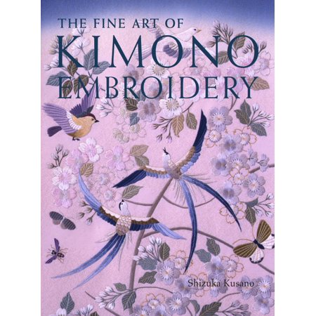 The Fine Art of Kimono Embroidery