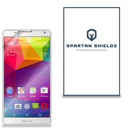 6X - Spartan Shield Premium HD Screen Protector For Blu Studio X6 N110L, N110U - 6X - Spartan Shield Design