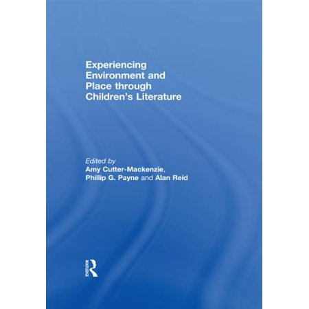 Experiencing Environment and Place through Children's Literature - eBook Recent scholarship on childrens literature displays a wide variety of interests in classic and contemporary childrens books. While environmental and ecological concerns have led to an interest in ecocriticism, as yet there is little on the significance of the ecological imagination and experience to both the authors and readers  young and old  of these texts. This edited collection brings together a set of original international research-based chapters to explore the role of childrens literature in learning about environments and places, with a focus on how childrens literature may inform and enrich our imagination, experiences and responses to environmental challenges and injustice. Contributions from Australia, Canada, USA and UK explore the diverse ways in which childrens literature can provide what are arguably some of the first and possibly most formative engagements that some children might have with nature. Chapters examine classic and new storybooks, mythic tales, and image-based and/or written texts read at home, in school and in the field. Contributors focus on exploring how childrens literature mediates and informs our imagination and understandings of diverse environments and places, and how it might open our eyes and lives to other presences, understandings and priorities through stories, their telling and re-telling, and their analysis.This book was originally published as a special issue of Environmental Education Research.