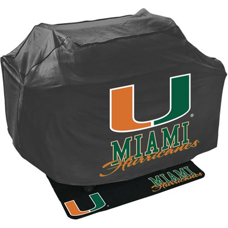 Mr Bar B Q Ncaa Grill Cover And Grill Mat Set University