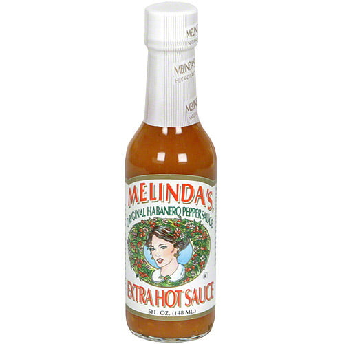 Melinda's Extra Hot Pepper Sauce, 5 oz (Pack of 6) by Generic