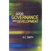 Good Governance and Development