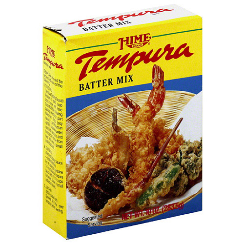 Hime Tempura Batter Mix, 10 oz (Pack of 6)