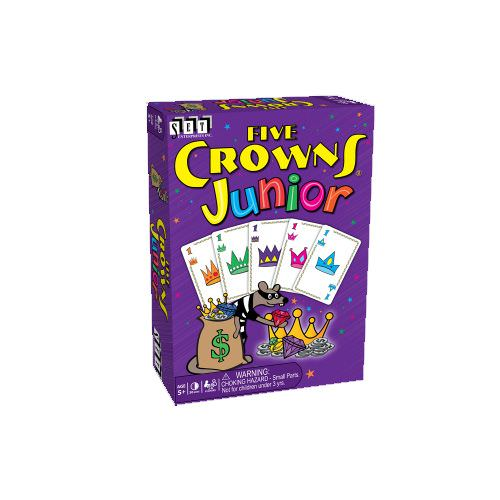 Set Enterprises Five Crowns Junior Card Game