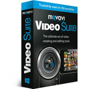 Movavi Video Suite 15 Personal Edition (Email Delivery)