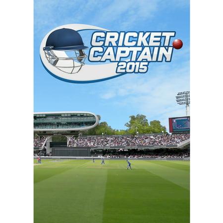 Cricket Captain 2015 (PC)(Digital Download)